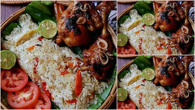 Resep Ayam Bakar Madu Untuk Jualan Ala Andin