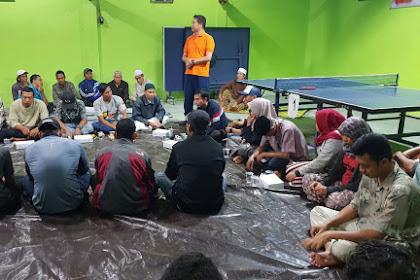 Rohman Farly Sambangi Pecinta Tenis Meja di Karang Taliwang dan Pelembak