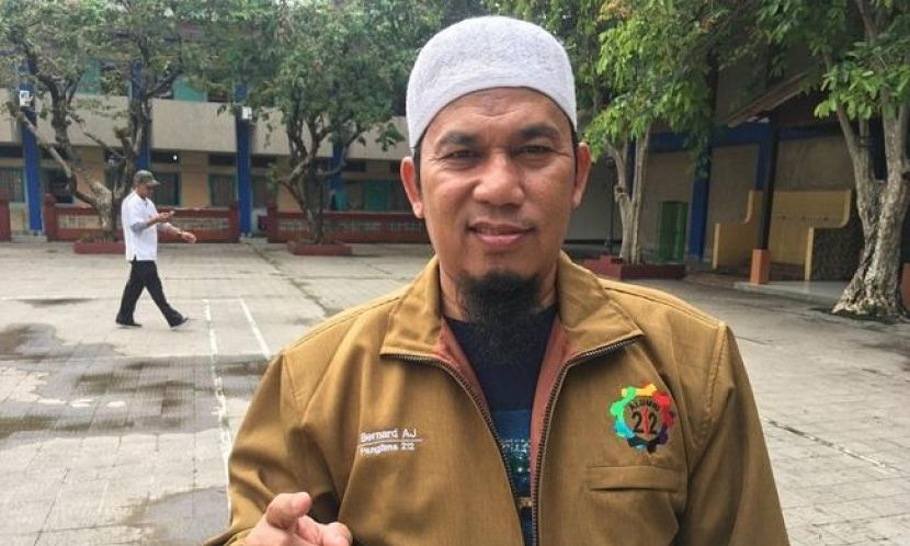 Kasus Pengeroyokan Buzzer Jokowi Ninoy Karundeng, Polisi Periksa Sekjen PA 212 Bernard Abdul Jabbar