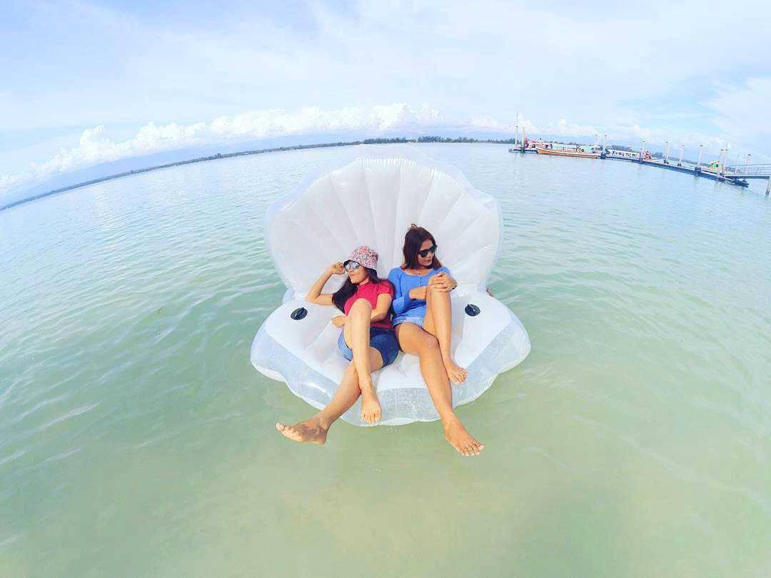 Wisata Pulau Angso Duo