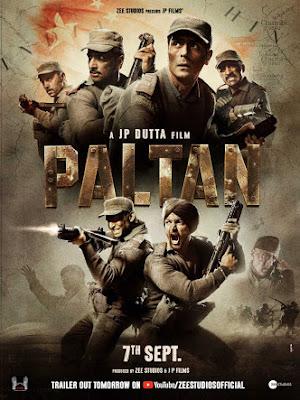 Paltan 2018 Full 720p HD Movie Download