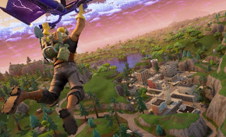 Rahasia Dibalik Fortnite's Massive 40 Million Player Success