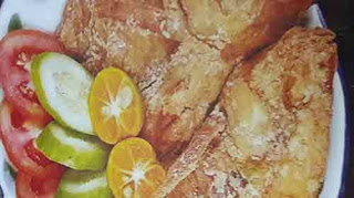 Resep Ikan Nila Goreng Crispy Sambal Kecap