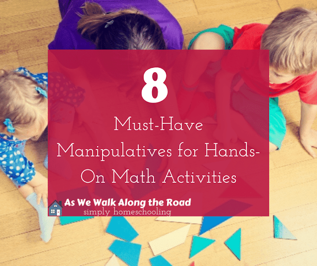 Manipulatives for Hands-On Math Activities