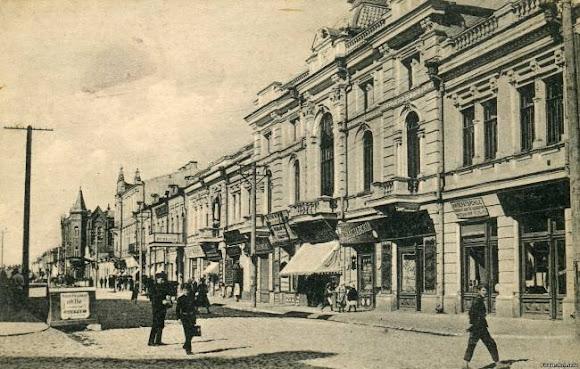 Житомир. Михайловская ул.