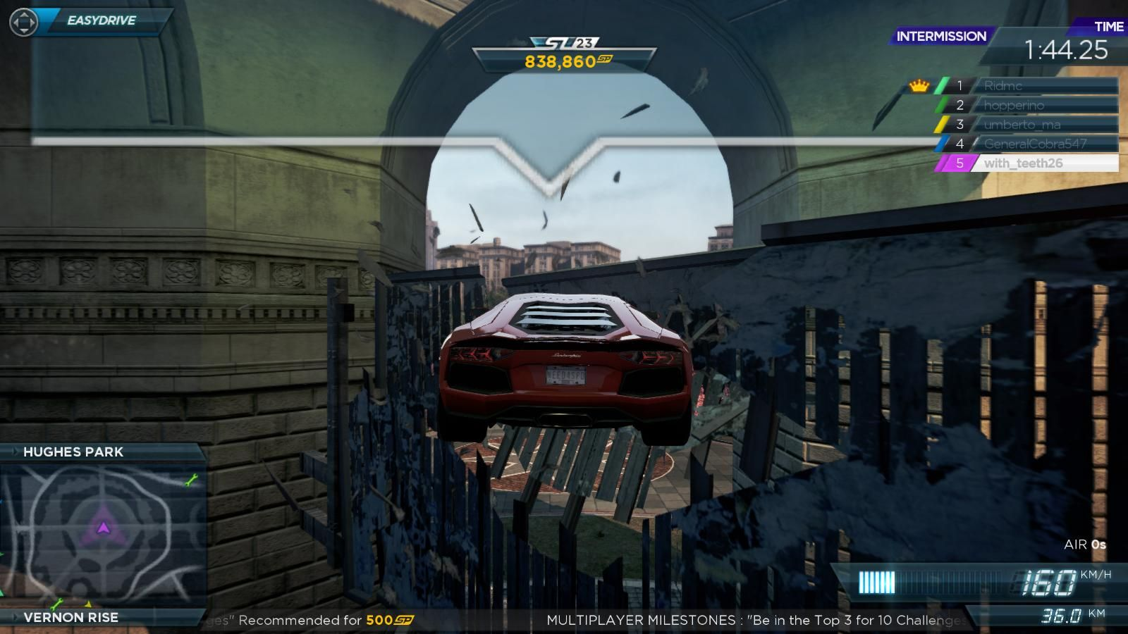 download game Most Wanted Android ( MOD ) need for speed