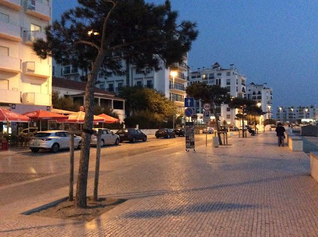 Sao Martinho do porto. Silver Coast. Portugal