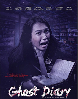 Sinopsis Ghost Diary (2016) film Ghost Diary (2016) film Ghost Diary horor (2016)