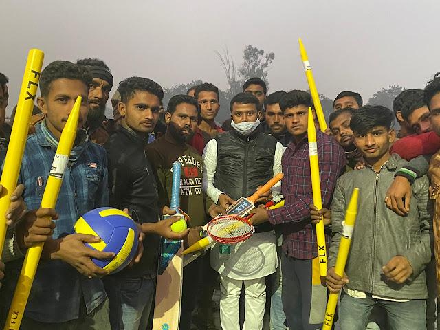 Makar Sankranti in Lalan Kumar's BKT