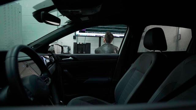 VW Nivus - interior