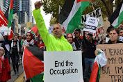 Warga Sydney dan Melbourne Turun ke Jalan Kutuk Serangan Israel