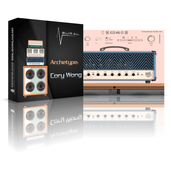 Neural DSP Archetype Cory Wong v1.0.0 Full version