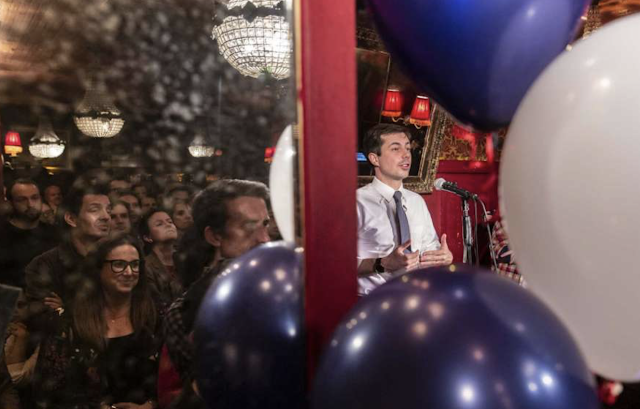 In Pete Buttigieg, America deals with a new kind of candidate