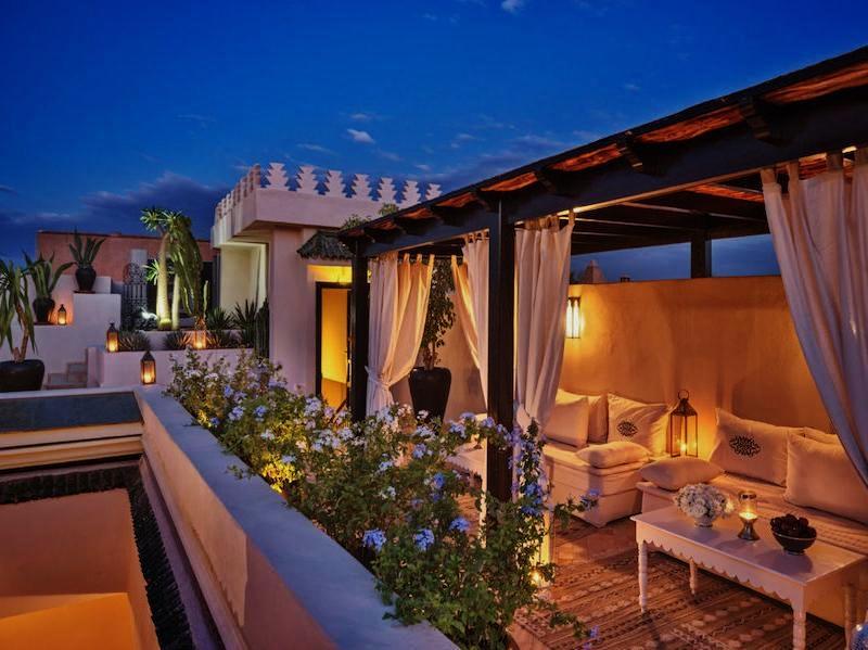 Morocco - Riad Kheirredine