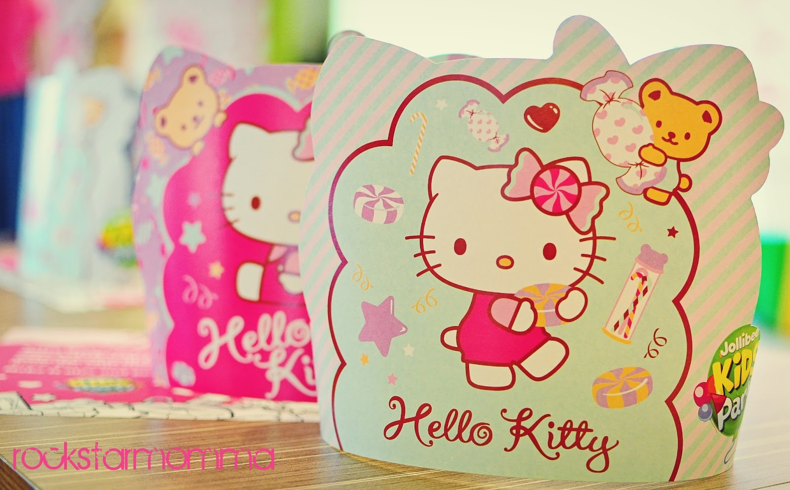 Celebrate A Purr Fect Hello Kitty Birthday With Jollibee Kids Party