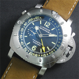 376dfbc82c8 Panerai - Submersible GMT