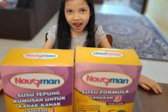 Susu Nouqman - NH Kids Ventures hasilkan Susu Kambing Formula