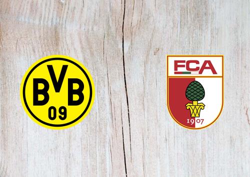 Borussia Dortmund vs Augsburg -Highlights 30 January 2021