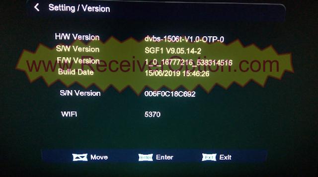 STAR TRAK SR 9000X HD RECEIVER TEN SPORTS OK NEW SOFTWARE