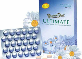 obat jerawat dalam (  Nourish Skin Ultimate)