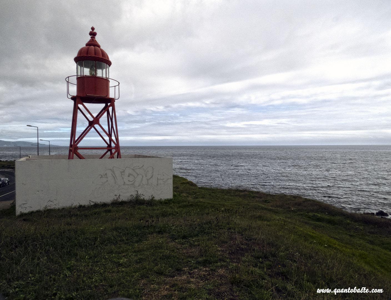 Farol de Santa Clara - Ponta Delgada - São Miguel - Açores