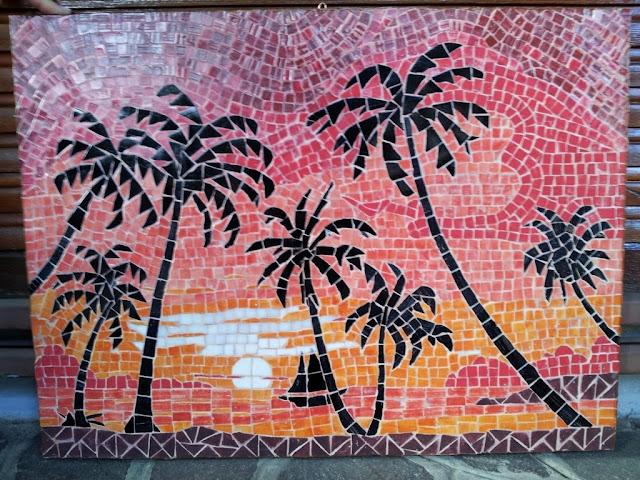 I mosaici di cesare