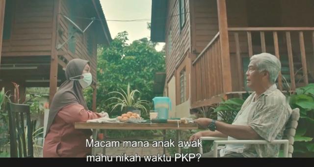 Movie Review Kerana Korona (2021)