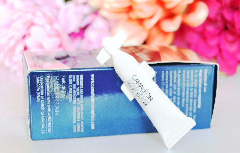 producto cosmético para eliminar bolsas y ojeras de forma inmediata