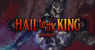 Hail The King Deathbat Full Apk+Data For Game Android