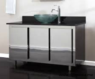 steel bathroom cabinet