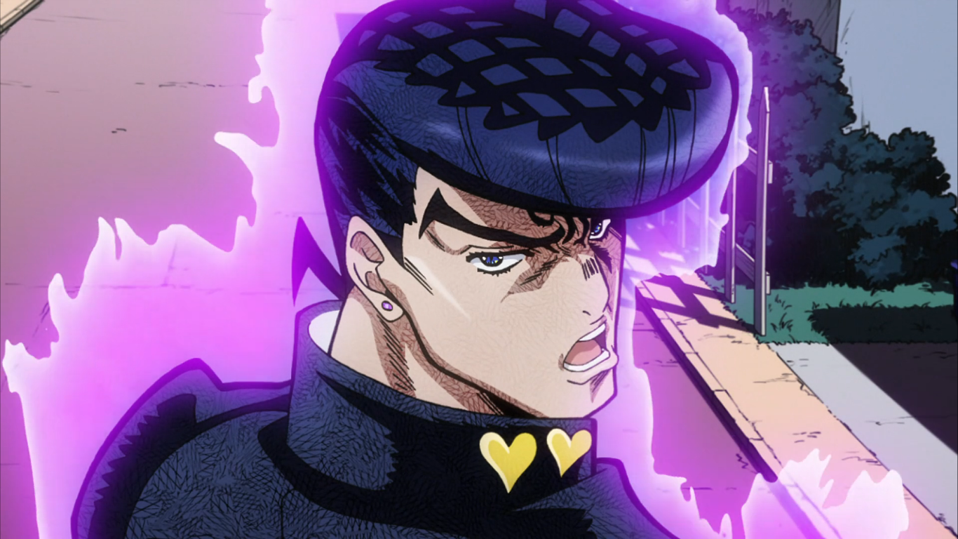 My Broadband That Is But Along With It The Much Belated News Of Return Lets Go Jojo Weekly Podcast About Jojos Bizarre Adventure