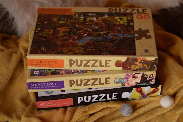 Puzzle - Nasza Księgarnia