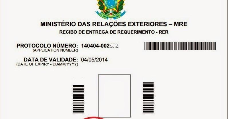 Brazil Travel Visa Application Form