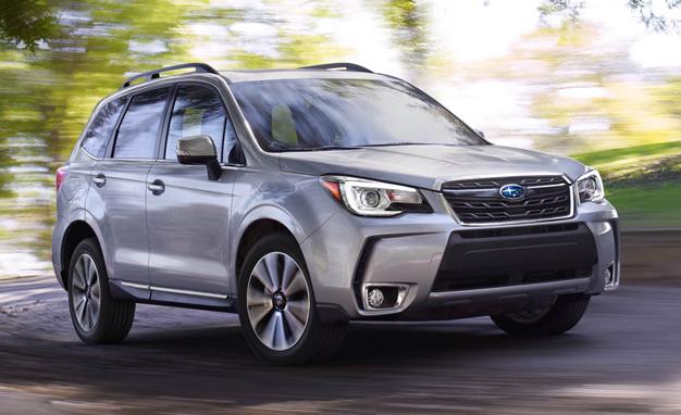 2017 Subaru Forester Reviews Interior & Exterior
