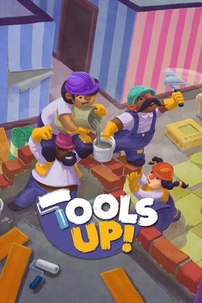 โหลดเกมส์ Tools Up!