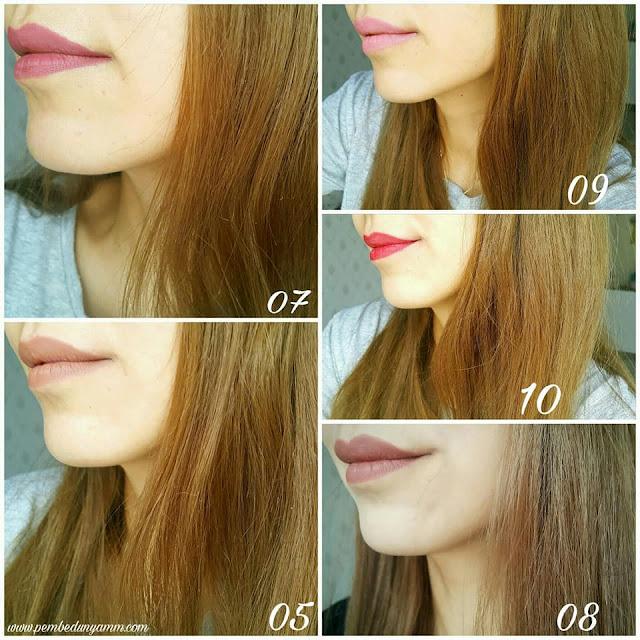 gabrini matte lipstick crayon 08