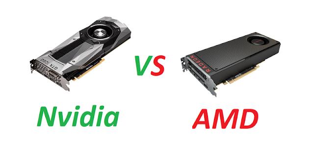 Nvidia GeForce GTX 1080 & 1070 vs AMD Radeon RX 480 manakah Kartu Grafis Terbaik Di Tahun 2016 Ini?