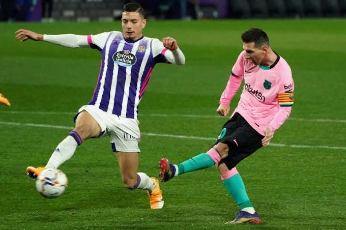 Messi passes Pele as top scorer at a single club