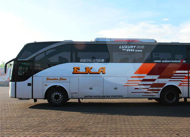 image: Bus Eka Solo Surabaya