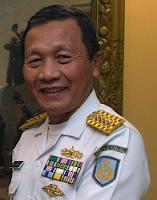 Slamet Soebijanto dipanggil lantaran disebut Profil Laksamana (Purn) Slamet Soebijanto - Mantan Kepala Staf TNI Angkatan Laut (Kasal)