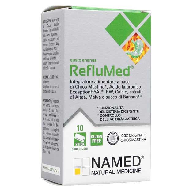 clicca qui per richiedere il tuo campione RefluMed