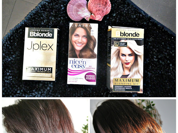 How to get copper auburn hair at home + How to erase purple/burgundy/red tones
