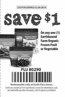 Earth Fare Coupons