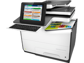 HP PageWide Enterprise MFC 586Z Drivers Download