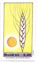 Selo Dia Nacional de Ação de Graças