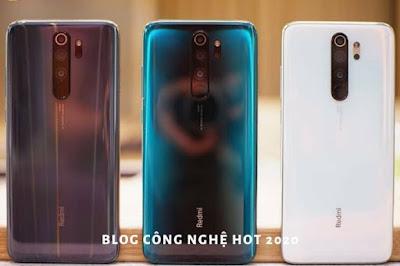 Smartphone chính hãng giá rẻ - Xiaomi