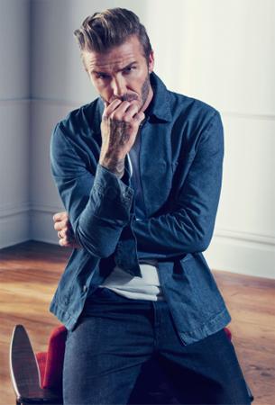 moda masculina David Beckham H&M 2016