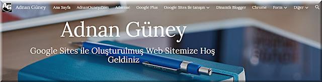Yeni Google sites ile ücretsiz web sitesi, kurmayı düşünebilirsiniz. İlgili makalelere göz atın.