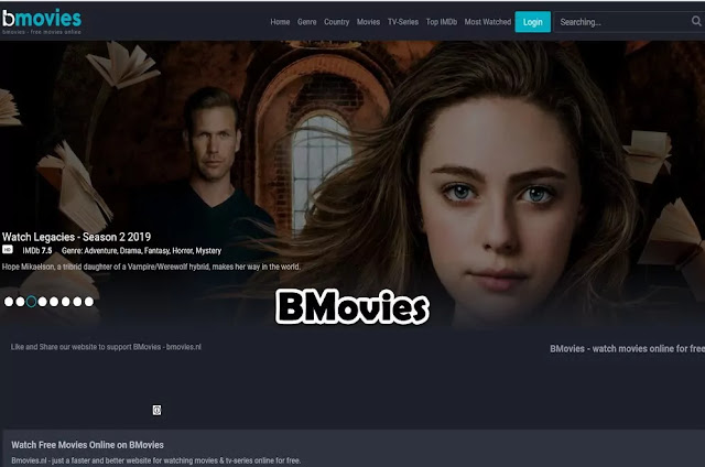 BMovies : Watch TV Online Free Streaming
