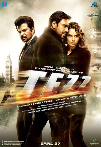 Tezz (2012) Movie Poster
